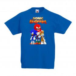 Детска тениска Sonic the Hedgehog Sonic Boom 2