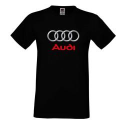"""Мъжка тениска """"AUDI"""""""