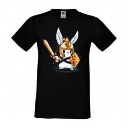 Мъжка тениска Rabbit Fighter