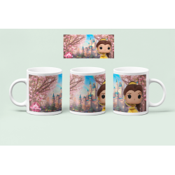 Чаша Disney Дисни Принцеси 4