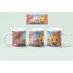 Чаша Disney Дисни Принцеси 8