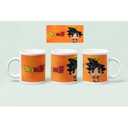 Чаша Dragon Ball Z DBZ 6