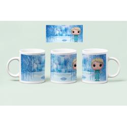 Чаша Frozen Замръзналото кралство 5