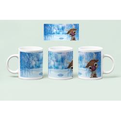 Чаша Frozen Замръзналото кралство 7