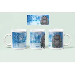 Чаша Frozen Замръзналото кралство 9