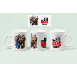 Чаша Теория на Големия взрив The Big Bang Theory 1