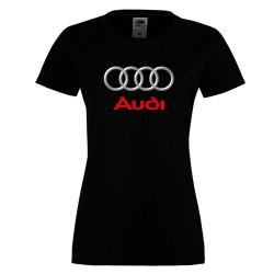 """Дамска тениска """"AUDI"""""""