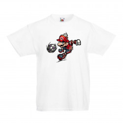 Детска тениска Супер Марио Super Mario Football