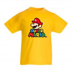Детска тениска Супер Марио Super Mario TM