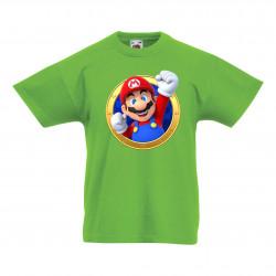 Детска тениска Супер Марио Super Mario 13