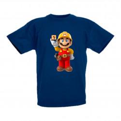 Детска тениска Супер Марио Super Mario 16