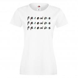 Tениска Приятели