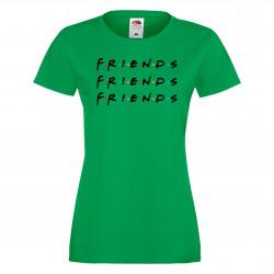 Tениска Friends Тениска Kolbri