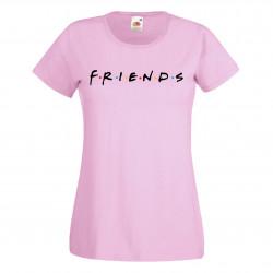 Tениска Приятели Friends Logo
