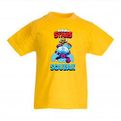 Детска тениска Squeak Brawl Stars