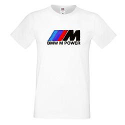 """Мъжка тениска """"BMW MPower"""""""