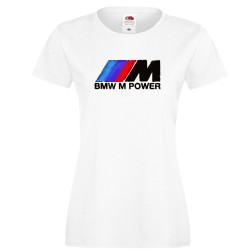"""Дамска тениска """"BMW MPower"""""""