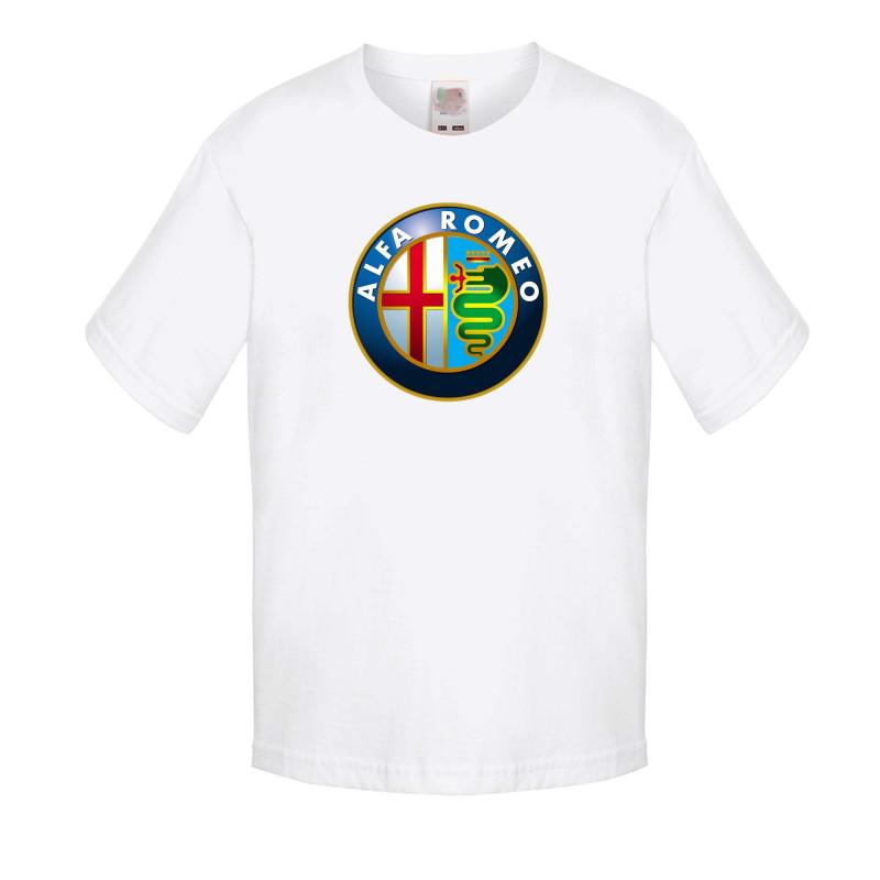 Детска тениска Alfa Romeo