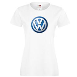 Дамска тениска VW