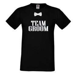 Мъжка тениска TEAM GROOM