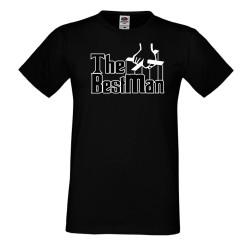 Мъжка тениска BEST MAN godfather