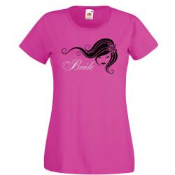 Дамска тениска с къс ръкав Bride 01