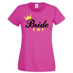 Дамска тениска с къс ръкав Bride 03