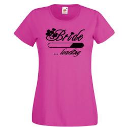 Дамска тениска с къс ръкав Bride 04