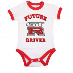 Бебешко боди GTR Future driver