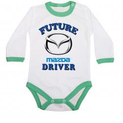 Бебешко боди Mazda Future driver