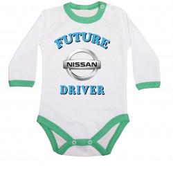 Бебешко боди Nissan Future driver