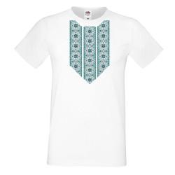 Мъжка тениска ШЕВИЦИ Шевица 1 синьо