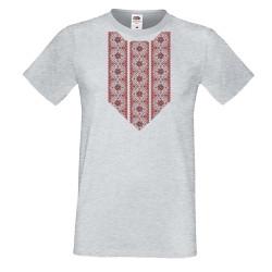 Мъжка тениска ШЕВИЦИ Шевица 1 червено