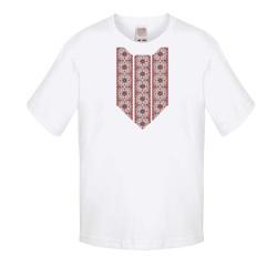 Бебешка тениска ШЕВИЦИ Шевица 1 червено