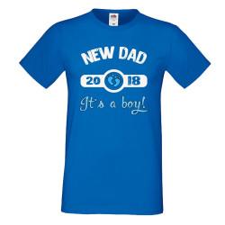 Мъжка тениска New DAD 2018 boy