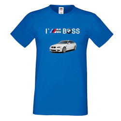 Мъжка тениска I'm boss