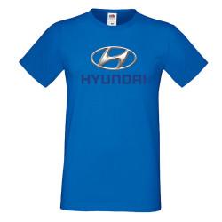 Мъжка тениска Hyundai