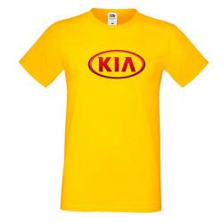 Мъжка тениска KIA