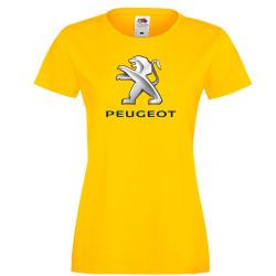 Дамска тениска Peugeot