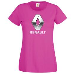 Дамска тениска Renault