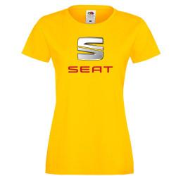 Дамска тениска Seat