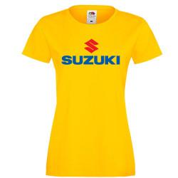 Дамска тениска Suzuki