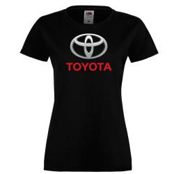 Дамска тениска Toyota
