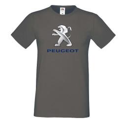 Мъжка тениска Peugeot