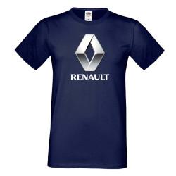 Мъжка тениска Renault