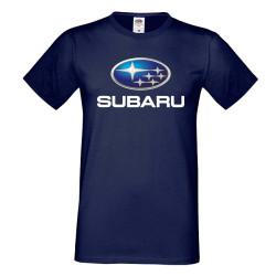 Мъжка тениска Subaru