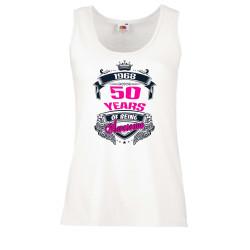 Дамски потник 50 years of being awesome