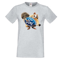 Мъжка тениска FORD Scrat