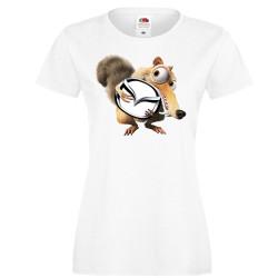 Дамска тениска MAZDA Scrat