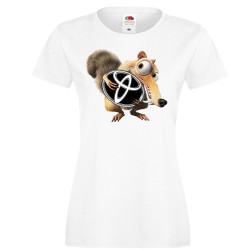 Дамска тениска TOYOTA Scrat